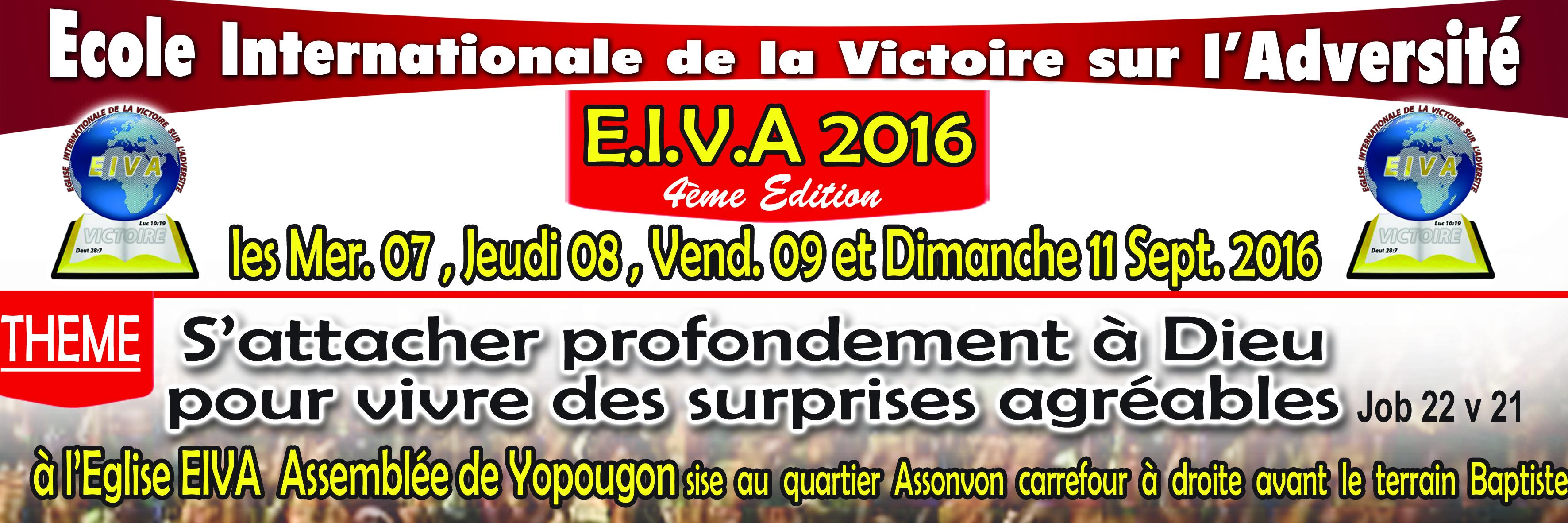 BACHE EIVA 2016